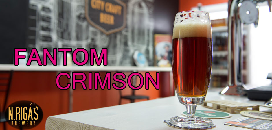 fantom crimson beer